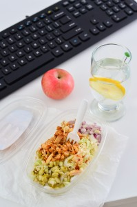 stay healthy while working from home